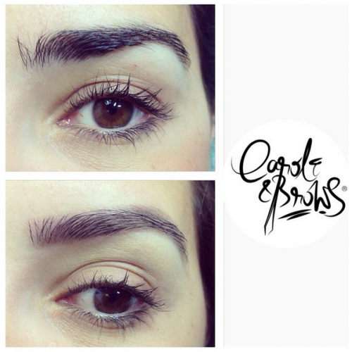 Carole and Brows - Epilation 3D® 2